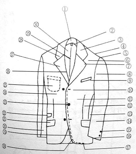 镂空立体结构服装设计图片展示